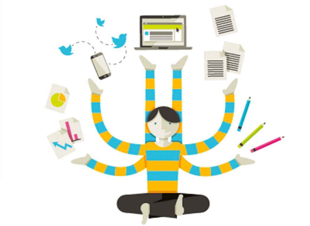 Multitasking OR the Myth that it is