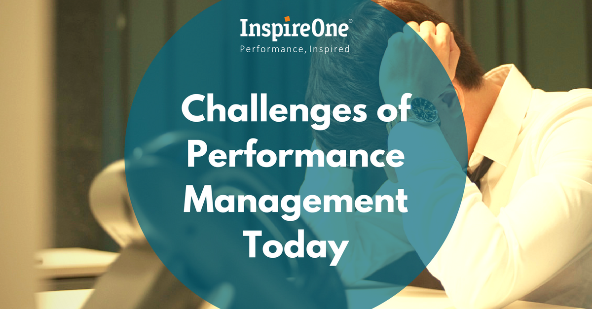 Challenges of Performance Management Today
