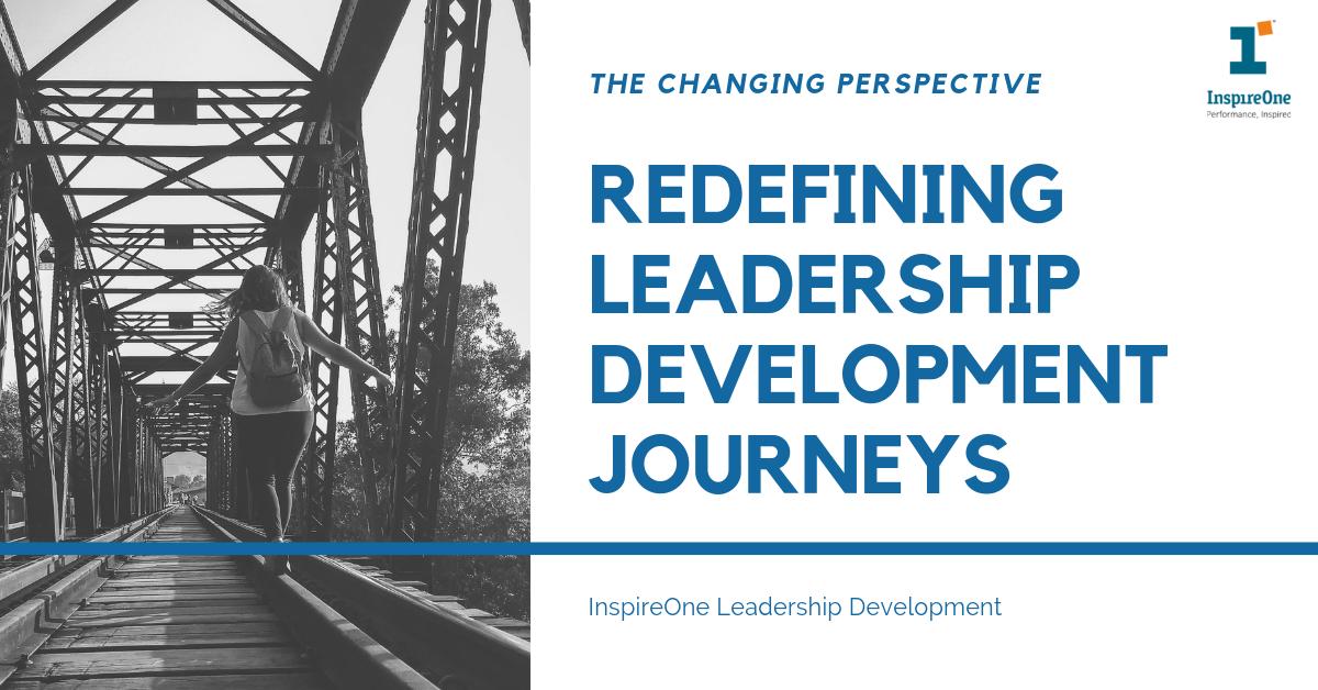 redening leadership development journeys