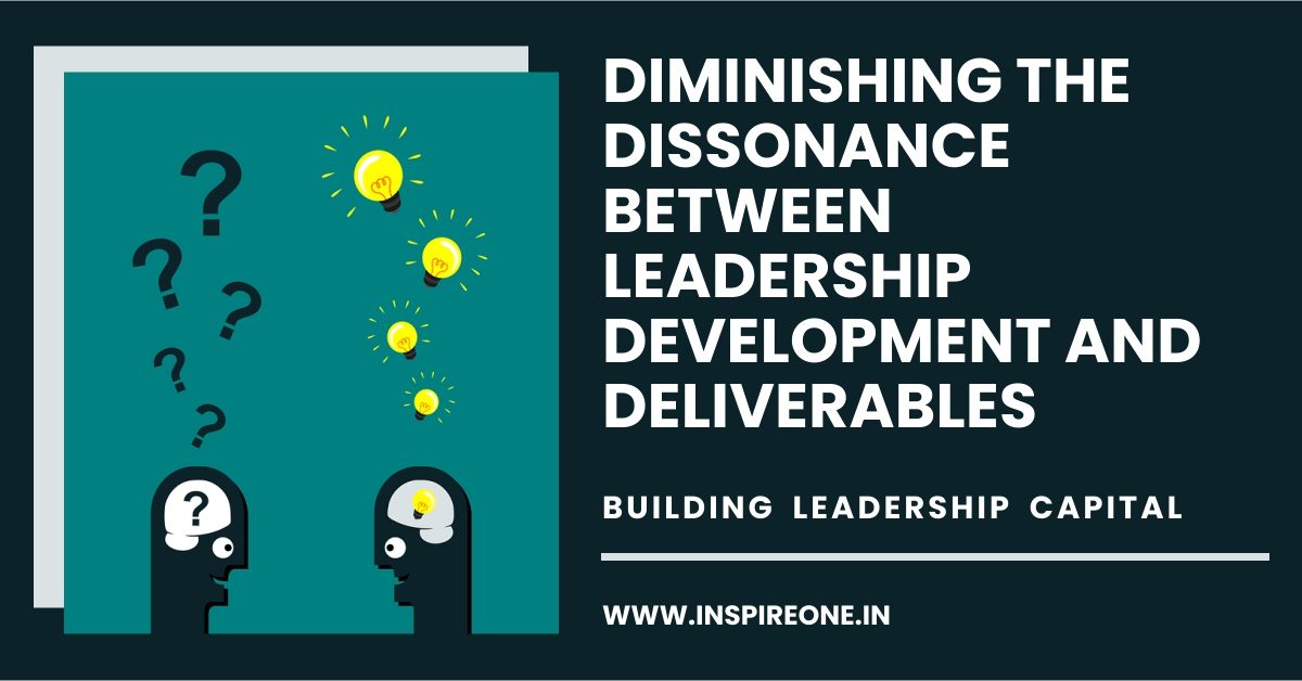 Diminishing the Difference Between Leadership Development and Leadership Deliverables