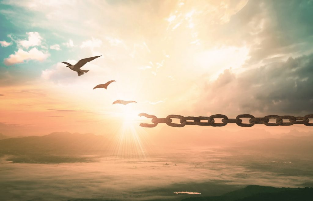 reigniting resilience by breaking free